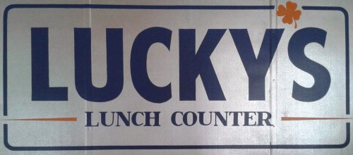 Lucky's Lunch Counter, San Diego, East Village